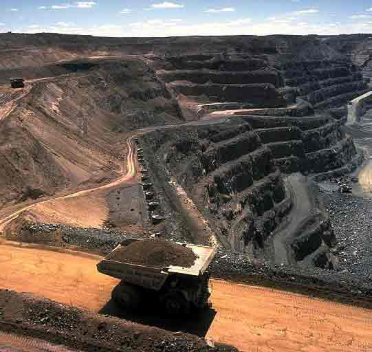 Coal Mining for Energy