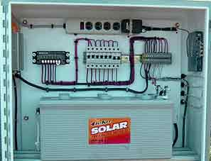 Solar Voltaic Battery Systems
