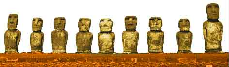 Easter Island Natives