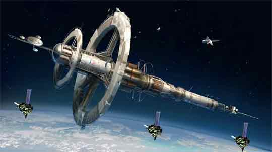 Future Space Station